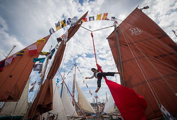 Chant de marin à Paimpol événement maritime