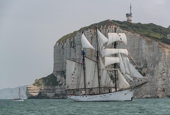 Fécamp Grand'escale événement maritime