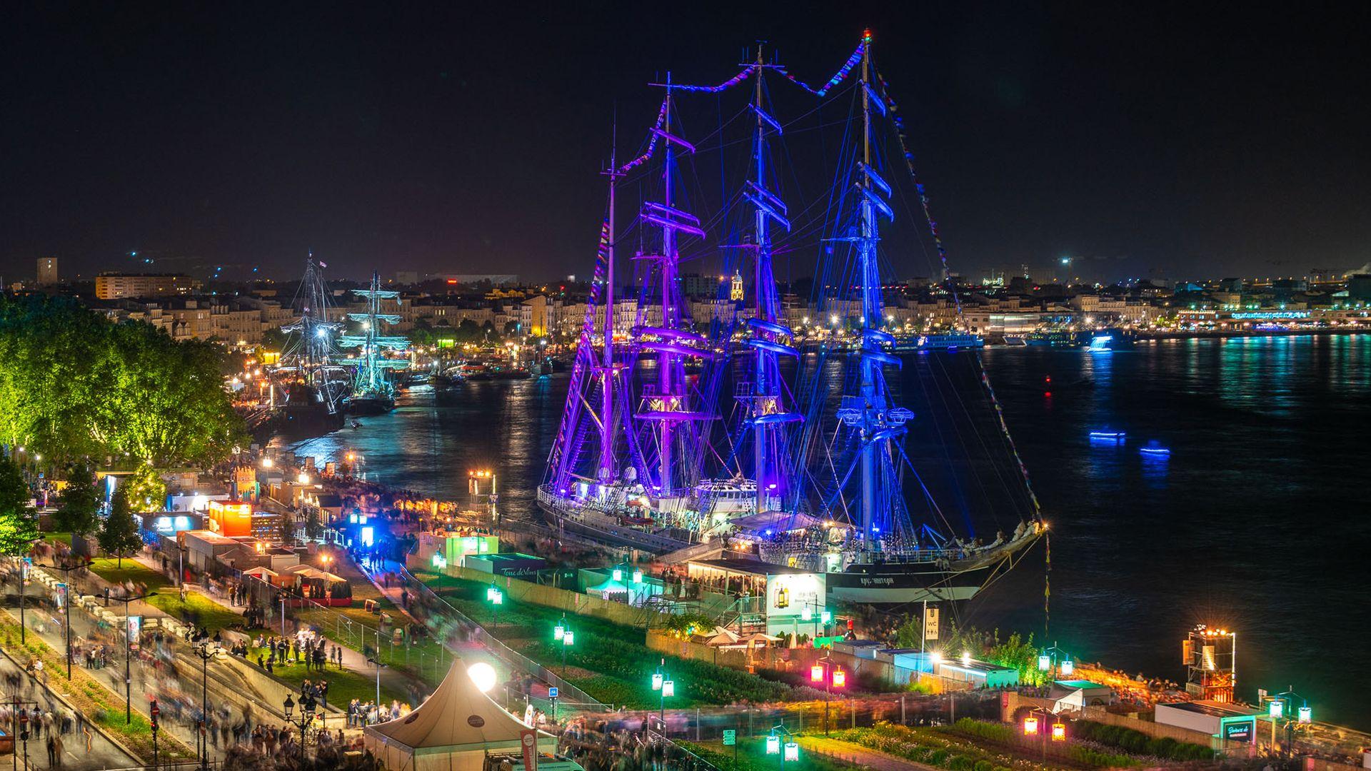 Grands événements maritimes Bretagne