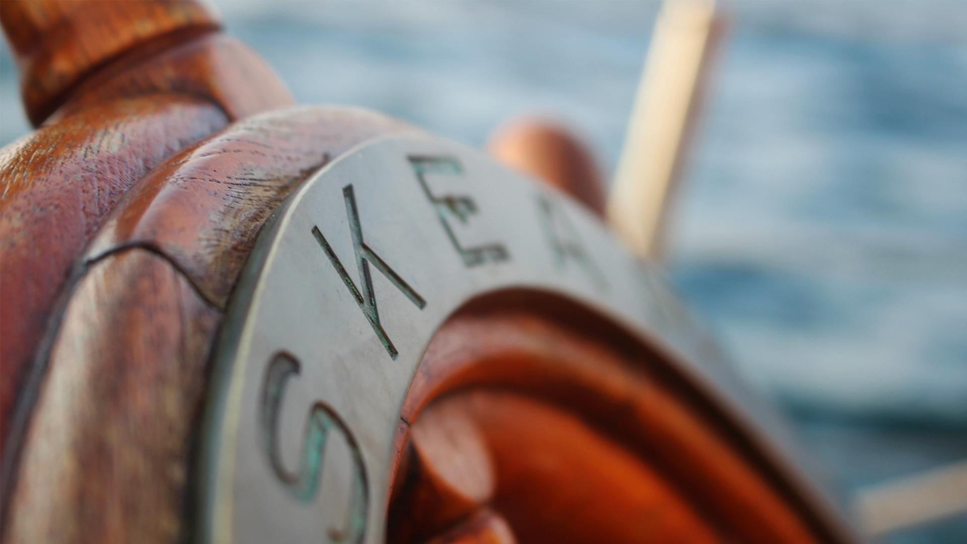 Barre voilier Skeaf