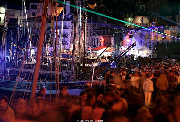 Temps de fête Douarnenez événement maritime