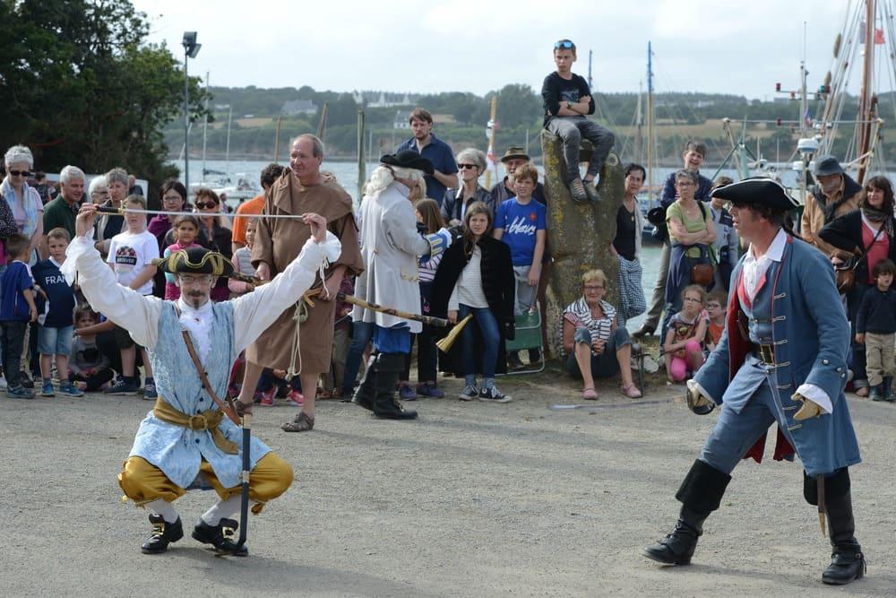 Troupe de théatre pour vos événements Bretagne