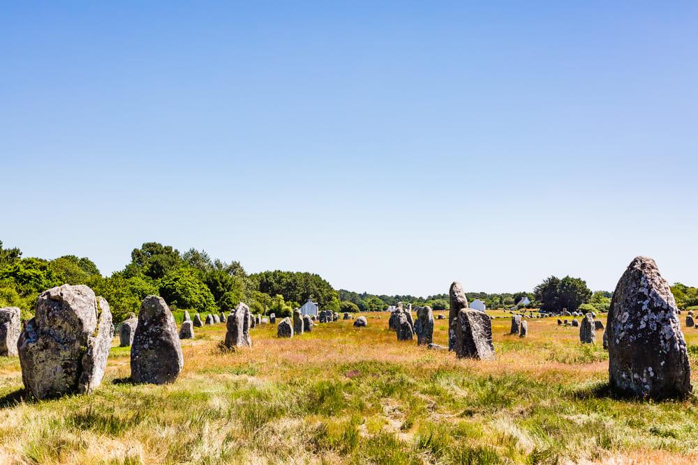 Visite des Mégalithes de Carnac
